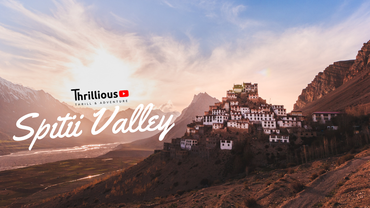 How to Travel from Delhi to Spiti Valley